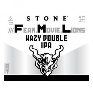 Stone Fear Movie Lions Double IPA