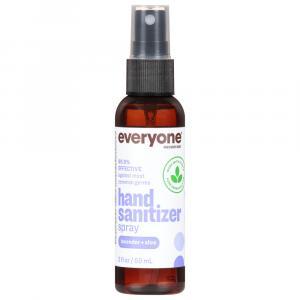 Everyone Hand Sanitizer Spray Lavender and Aloe