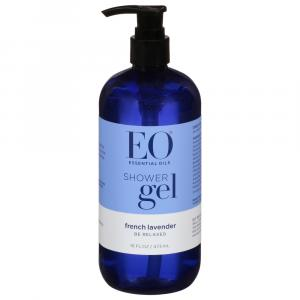 Essential Oil Shower Gel French Lavender