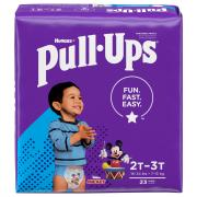 Pull-Ups Learning Designs 2T-3T Boy Jumbo Pack