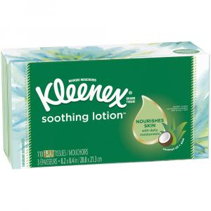 Kleenex Lotion Facial Tissues