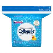 Cottonelle Fresh Care Flushable Moist Wipes Refills