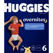 Huggies Overnites Giga Pack Size 6 Diapers
