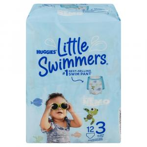 Huggies Little Swimmers Small Size