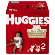 Huggies Little Snugglers Step 2 Giga Pack