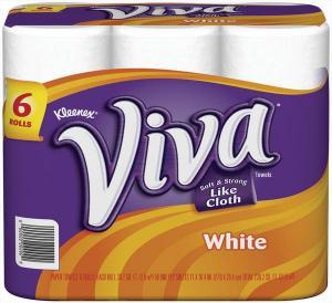 Viva White Paper Towels