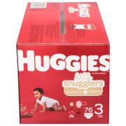 Huggies Little Snugglers Step 3 Diapers