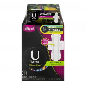 Ubk Ultra Thin Heavy Cleanwear Wing Pads