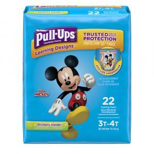 Pull-Ups Learning Designs 3T-4T Boy Jumbo Pack