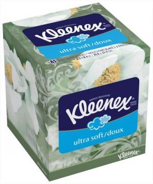 Kleenex Ultra Comfort Facial Tissues