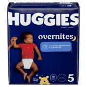 Huggies Overnites Step 5 Jumbo Diapers