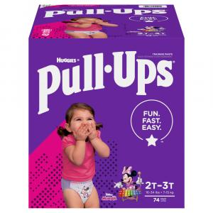 Pull-ups Learning Designs Girls Size 2t-3t