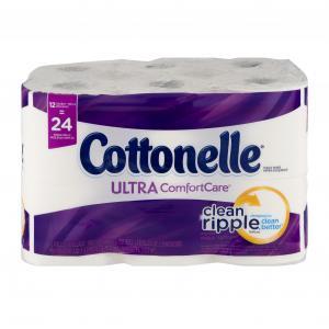 Cottonelle Ultra Comfort Care Bath Tissue