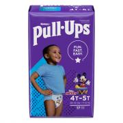 Pull-Ups Learning Designs 4T-5T Boy Jumbo Pack