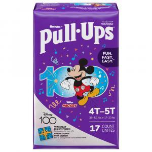 Pull-Ups Learning Designs 4T-5T Boy Jumbo Pack
