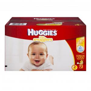 Huggies Little Snugglers Step 2 Big Pack Diapers