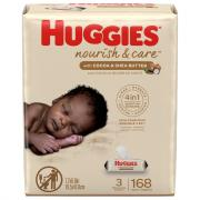 Huggies Nourish & Care Wipes