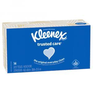 Kleenex Trusted Care Facial Tissues