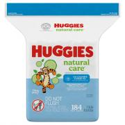 Huggies Naturally Refreshing Cucumber & Green Tea Baby Wipes