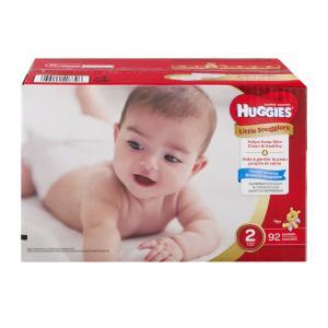 Huggies Little Snugglers Step 2 Giga Pack