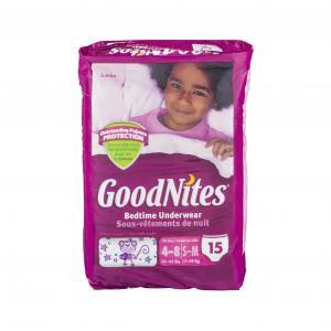 Huggies Goodnites Underpants For Girls Small/medium