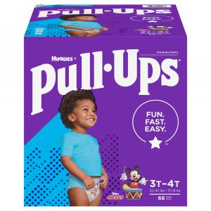 Pull-Ups Learning Designs Boy Size 3T-4T