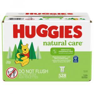 Huggies Natural Care Sensitive Wipes