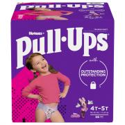 Pull-ups Learning Designs Girl Size 4T-5T