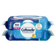 Cottonelle Fresh Folded Moist Wipes Pop-up Refill