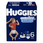 Huggies Overnites Step 6 Giga Pack Diapers