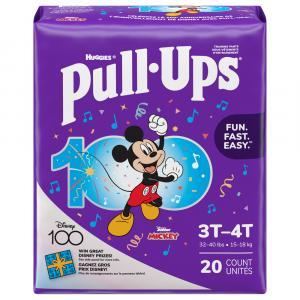 Pull-Ups Training Pants 3T-4T Boy