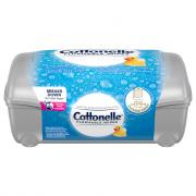 Cottonelle FreshCare Flushable Cleansing Cloths Tub