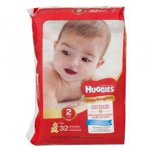 Huggies Little Snugglers Step 2 Jumbo Diapers