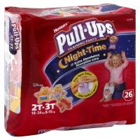 Huggies Night Time Pull-ups For Girls 2t-3t