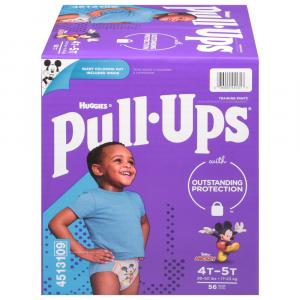 Pull-ups Learning Designs Boy Size 4T-5T