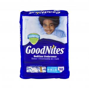 Huggies Goodnites Underpants For Boys Large/extra Large