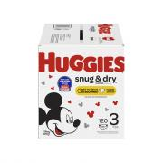 Huggies Snug & Dry Step 3 Giant Pack