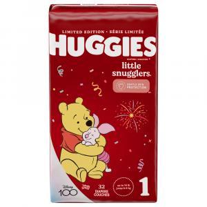 Huggies Little Snugglers Step 1 Diapers