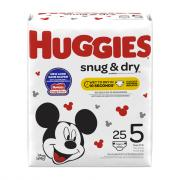 Huggies Snug & Dry Step 5 Jumbo Pack