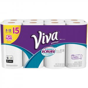 Viva Vintage Choose-a-size Giant Roll Paper Towel