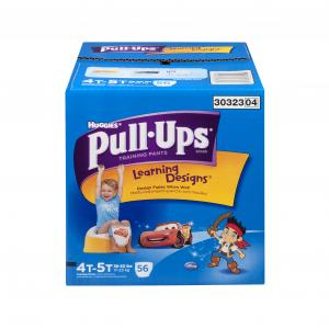 Pull-ups Learning Designs Boys Size 4t-5t