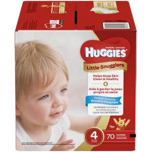 Huggies Little Snugglers Step 4