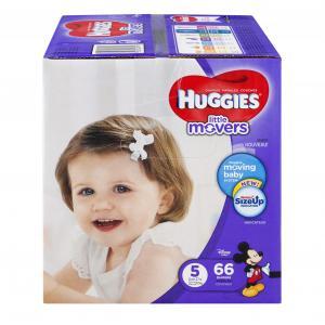 Huggies Little Movers Step 5 Giga Jr