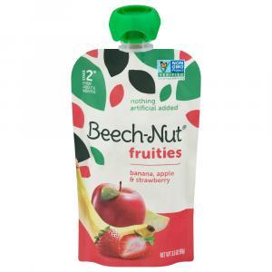 Beech-Nut Fruities On-The-Go Banana, Apple, & Strawberry