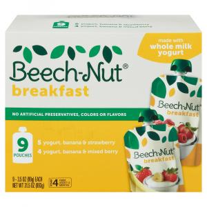 Beech-Nut Breakfast Variety Pack