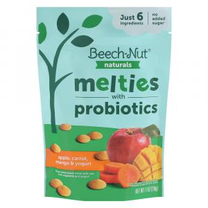 Beech-Nut Melties Apple, Mango, Yogurt & Carrot