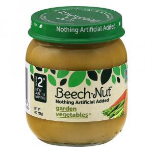 Beech-Nut Stage 2 Garden Vegetables