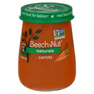 Beech-Nut Stage 1 Naturals Just Carrots