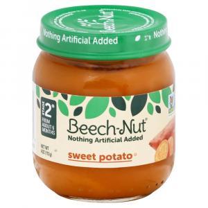 Beech-Nut Stage 2 Sweet Potatoes