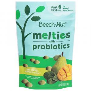 Beech-Nut Melties Pear, Mango, Spinach, Yogurt